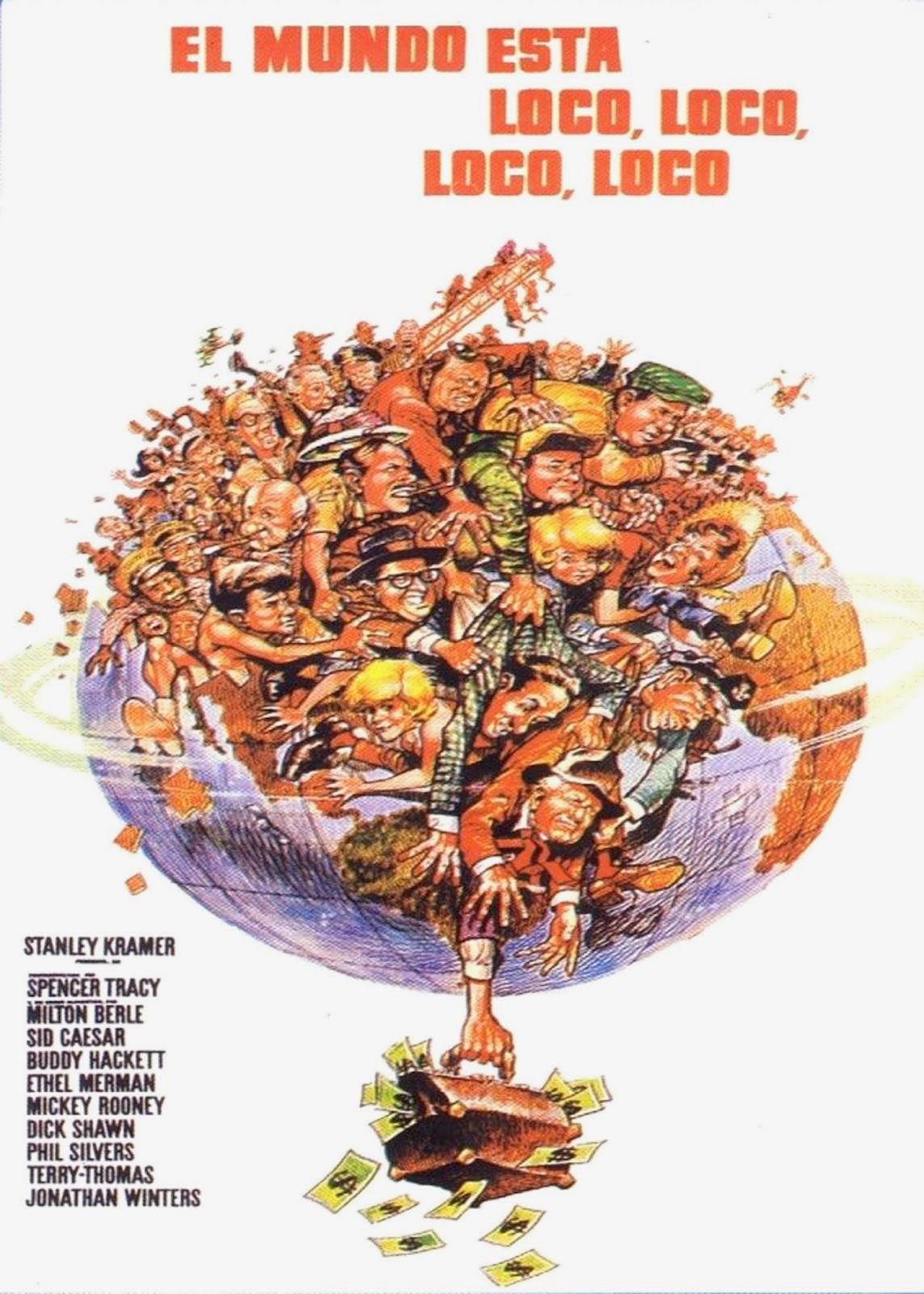 El Mundo Está Loco, Loco, Loco (1963)