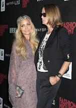 Nicole Richie Fashion Fashion' Night Beverly