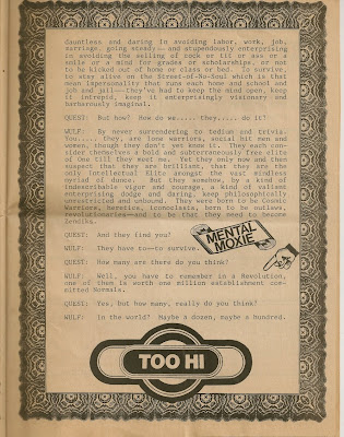 rare, zendik, magazine, pamphlet, commune, ecolibrium