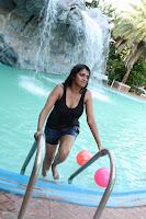 Bhuvaneswari Bikini Hot Cleavage Photos1