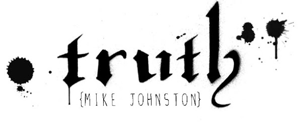 "Mike ""Truth"" Johnston: Art That Gives Inspiration & Joy"