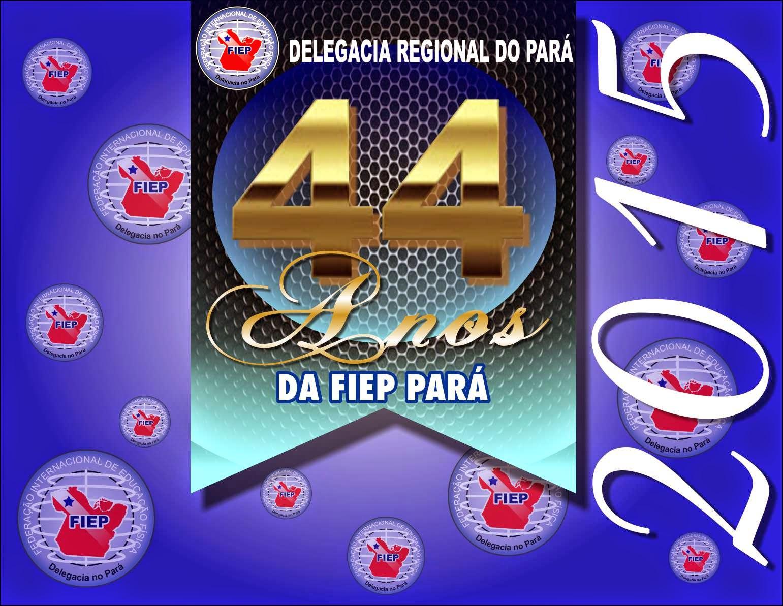44 ANOS DA FIEP/PA