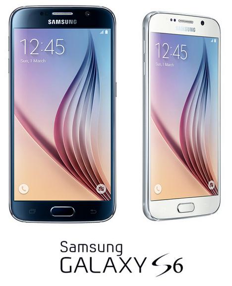 Samsung Galaxy S6 Baru