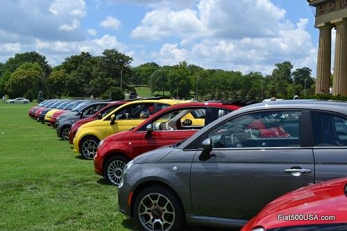 Fiat FreakOut 2011