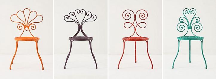 my style vita: Take A Seat