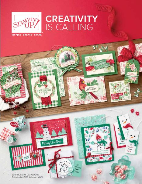 2019 Holiday Catalogue