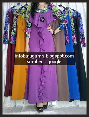 Info Baju Gamis Grosir Di Pasar Tanah Abang