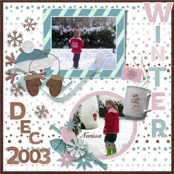Feb.2016 - Nerissa - Winter 2003