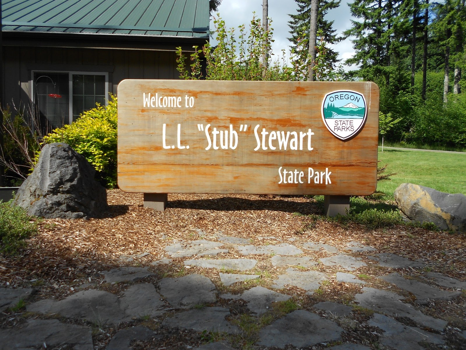 The oregon letterboxing club for Stub stewart cabins