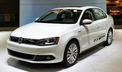 VW Jetta Hybrid WAS 2012