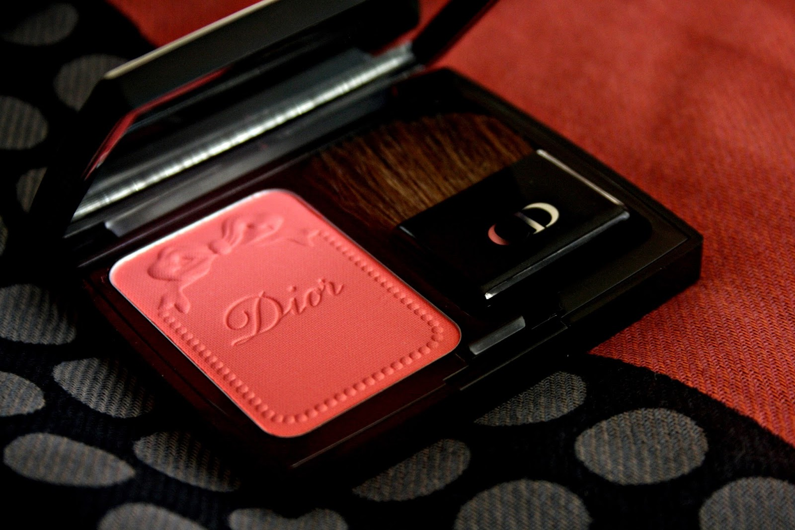 Dior Blush in Corail Bagatelle Dior Trianon Spring 2014 Collection Review, Photos & Swatches