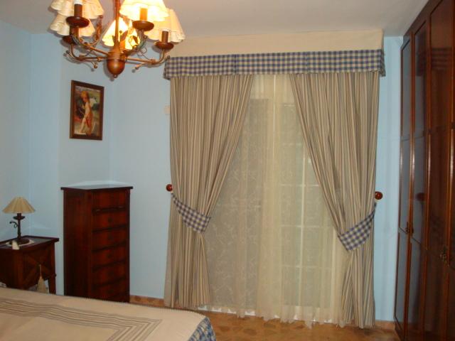 Jose cortinas a medida fotos de cortinas puestas en alcobas - Volantes de cortinas ...