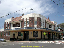 Sydney Art Deco Heritage Hensen Park Hotel