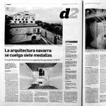 Casa #20 en Diario de Navarra