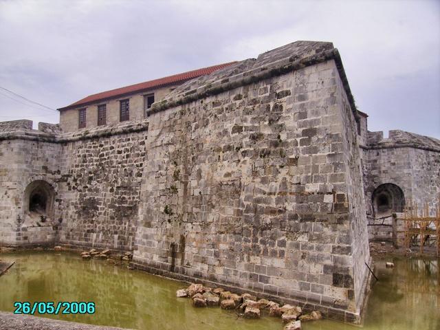 Castillo de la Real Fuerza en La Habana