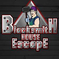 Ena blacksmith house escape walkthrough for Minimalist house escape walkthrough