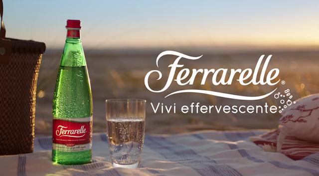 Canzone pubblicità Ferrarelle 2015