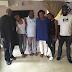 Dele Momodu shares photos with Davido's babymama,Sophia
