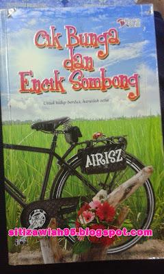 Review Novel Cik Bunga dan Encik Sombong