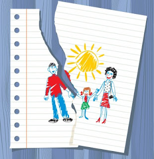 El divorcio y los hijos