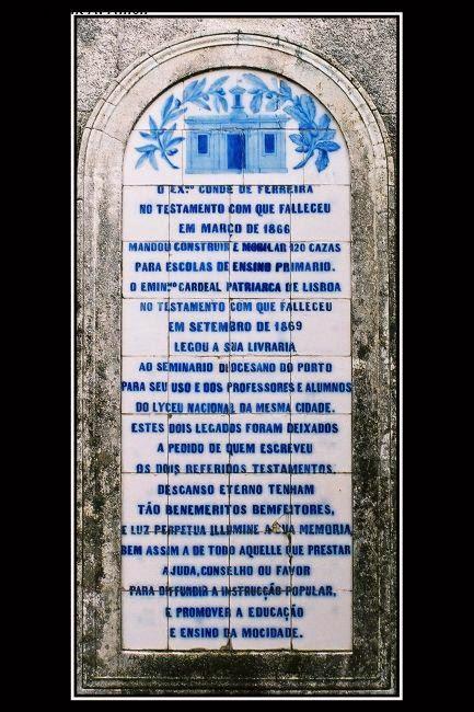 Porto de agostinho rebelo da costa aos nossos dias santa for Azulejos conde