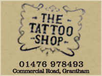 Tattoo Shop advert