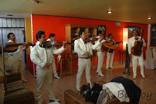 Paysages musicaux du Mexique - les mariachis
