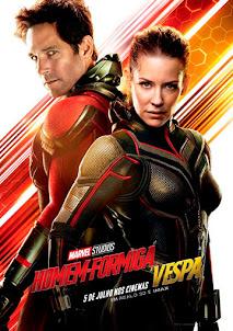 CINEMA] Homem-Formiga e a Vespa