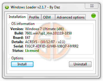 windows 7 loader 1.9 2 daz
