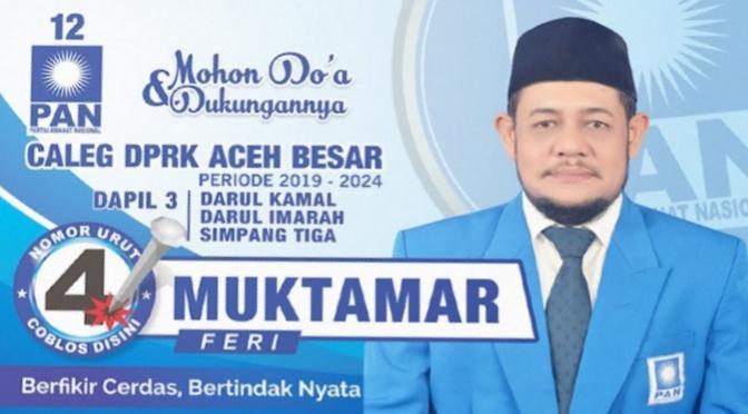 Caleg DPRK Aceh Besar