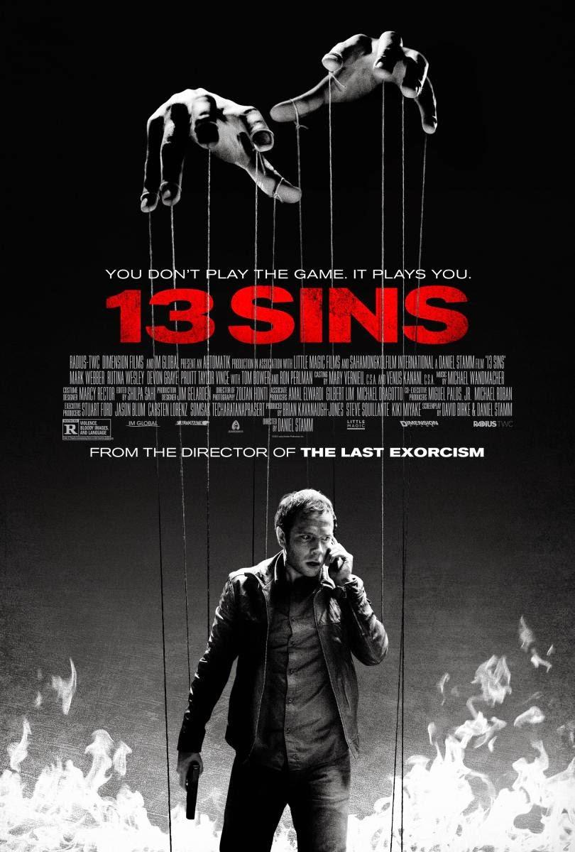 13 Sins  – DVDRIP SUBTITULADO