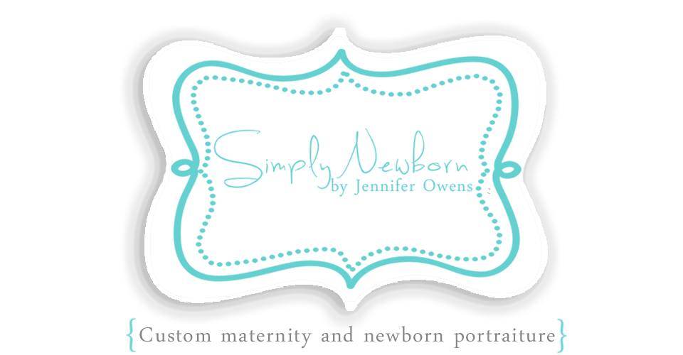  Simply Newborn by Jennifer Owens