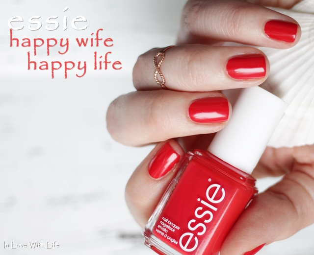 essie - happy wife happy life