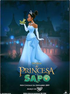 Frases do Filme - A Princesa e o Sapo