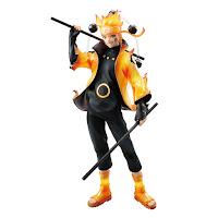 Naruto Uzumaki - Rikudou Sennin Mode