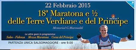 Maratona delle Terre Verdiane 2015