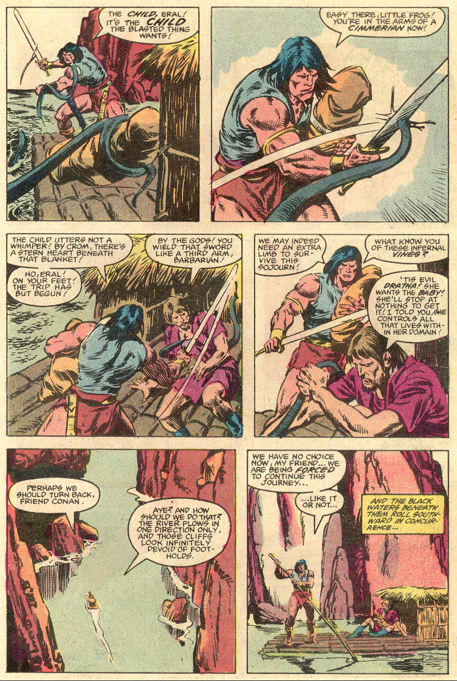 Conan the Barbarian (1970) Issue #136 #148 - English 8