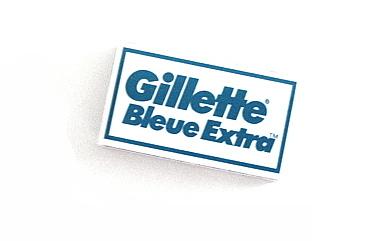 Paquet de lames Gillette Bleue extra