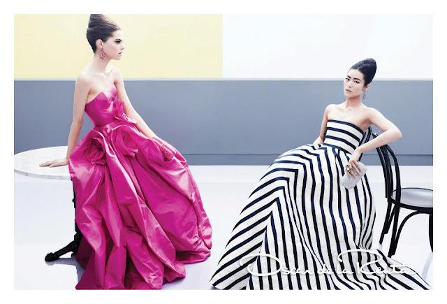 Increíbles Outfits | Diseños de Oscar de la Renta