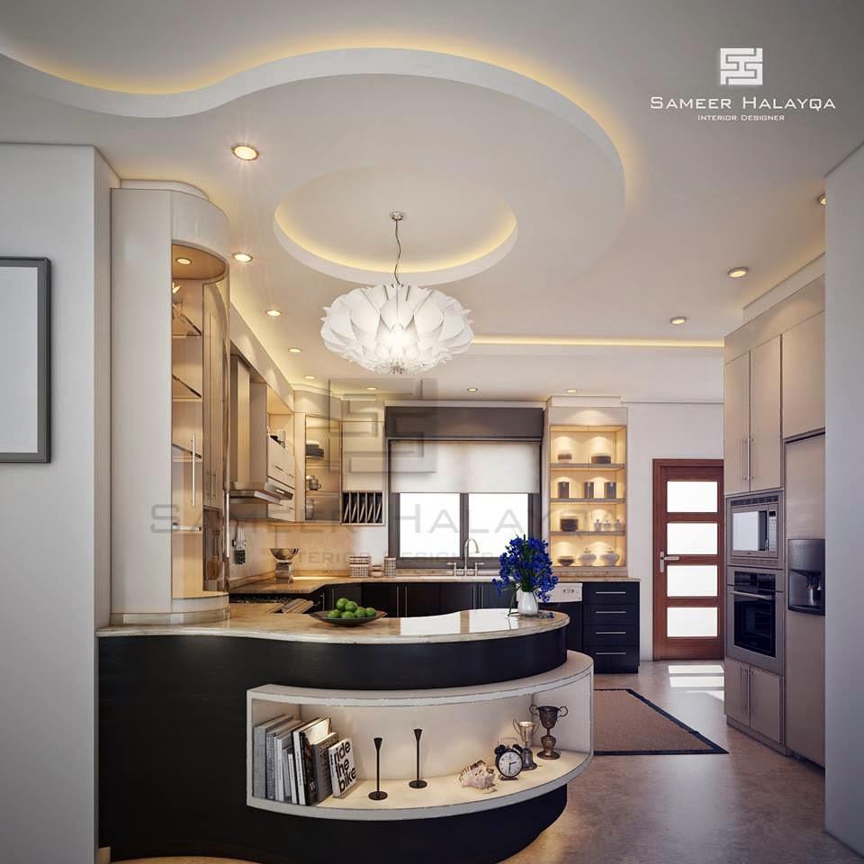 Interior Villa Decorating Ideas