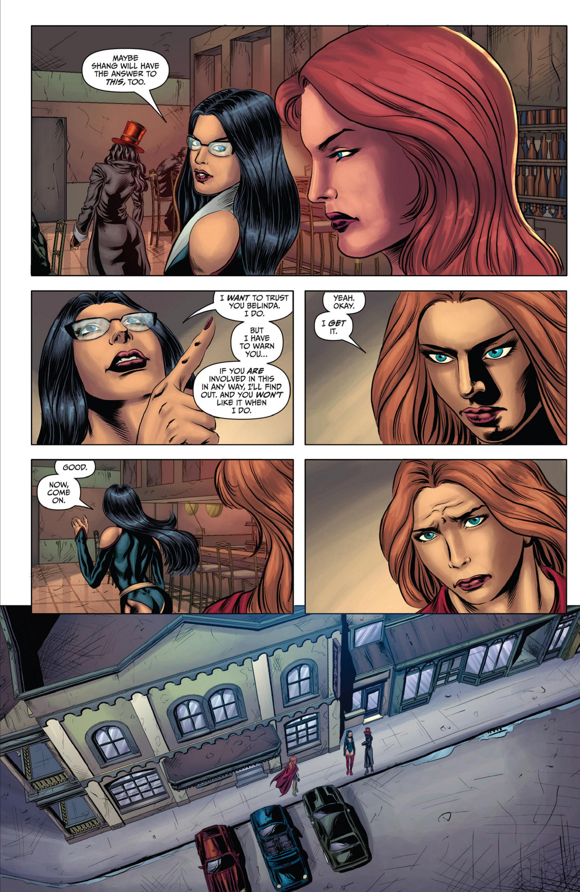 Grimm Fairy Tales (2005) Issue #85 #88 - English 13