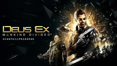 Deus Ex: Mankind Divided – E3 2015 Trailer - We Know Gamers