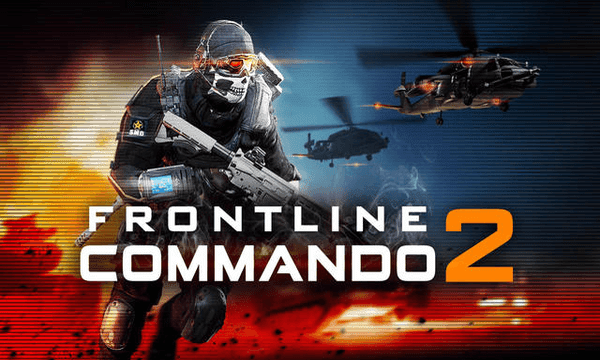 Screenshot Frontline Commando 2