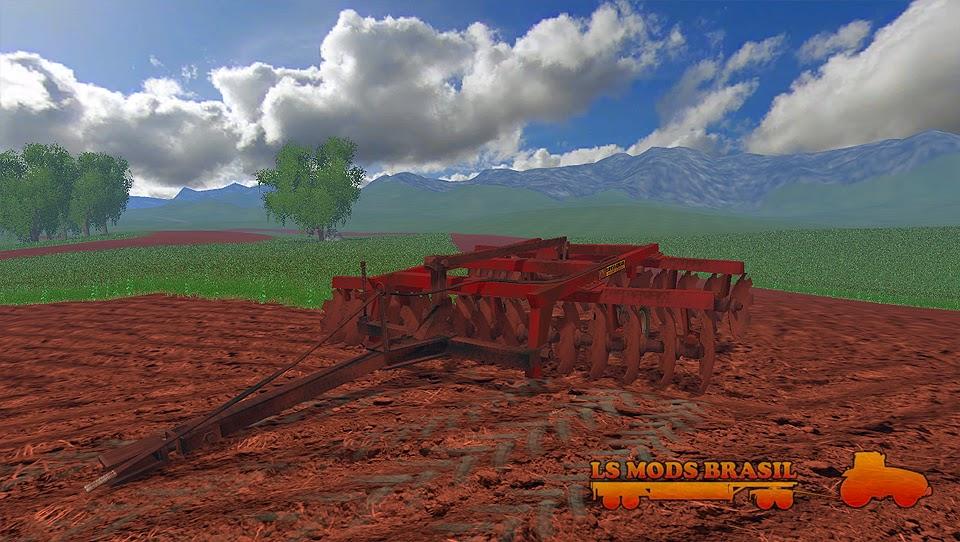 Grade aradora Farming 2015