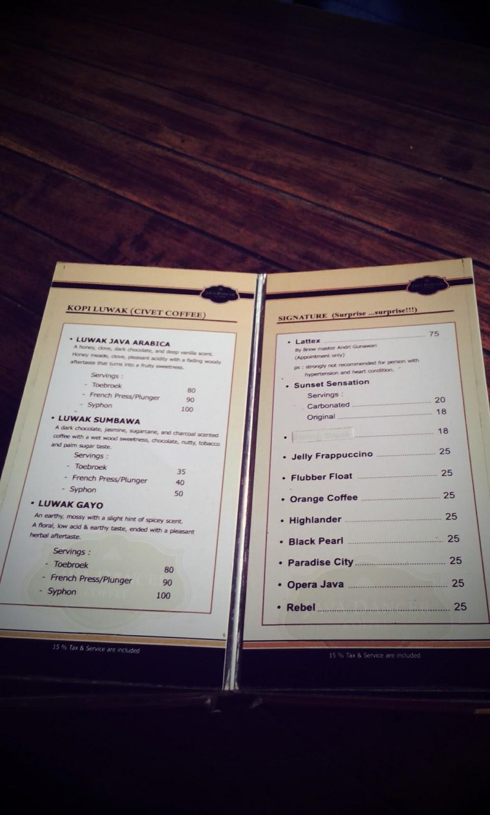 Java Dancer Coffee Nidyholic