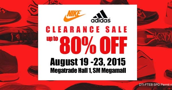 f71173f91dd Sports Central Nike Adidas Sale Aug 19 to 23 2015