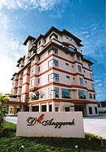 D Anggerek Service Apartment brunei