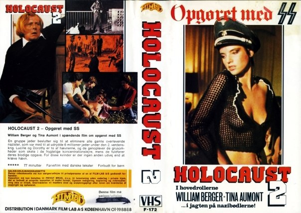Danish Film Lab Sleeve Courtesy Of Hans Jorn Reimer And His Ex Rental VHS Appreciation Group