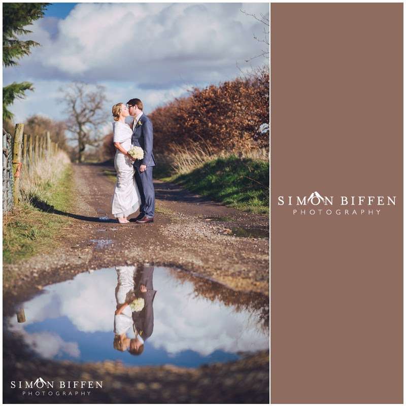 wedding photography Great Tythe Barn Tetbury