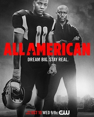 All American - Legendada Séries Torrent Download capa